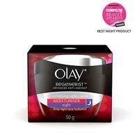Olay Regenerist Advanced Anti-Ageing Revitalizing Night Skin Cream, 50 gm