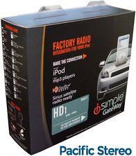 iSimple ISHD571 iPhone / iPod & Auxiliary Audio Input Interface