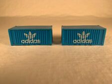 HO SCALE, ADIDAS CONTAINERS (2)