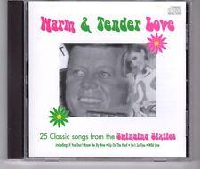 (HH146) Warm & Tender Love, Swinging Sixties, 25 tracks - 1998 CD