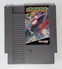 Crackout Nintendo NES PAL B (ESPAÑA / SPAIN)