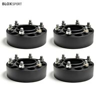 2 Inch Thick Wheel Spacers 6 Stud 4Pc fit Ford Ranger T4,T5,T6,T7,Wildtrak,XLT