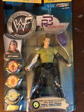 WWE R3 TECH JEFF HARDY REAL SCAN JAKKS WWF TNA HARDY BOYZ series 2