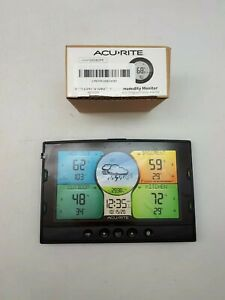 Acurite Home Environment Display: Black (GH)