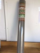 Pro Mat 30 Landscape Fabric Weed Control 4' x 200' Roll Grey Pro Tough 27542 NEW