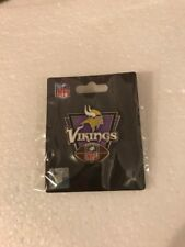 Vikings Victory Pin  Minnesota Vikings NFL Licensed Vikings SEALED Pkg - Aminco