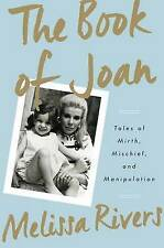 The Book of Joan by Melissa Rivers BRAND NEW BOOK (Hardback 2015)