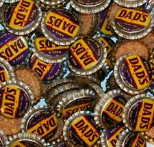 Soda pop bottle caps Lot of 25 DADS ROOT BEER cork lined unused new old stock