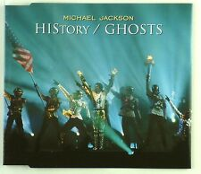 Maxi CD-MICHAEL JACKSON-History/GHOSTS-a4498