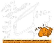 Infiniti NISSAN OEM 11-13 QX56 Front Door-Lock Actuator Motor 805011LA0A
