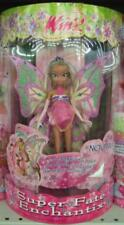 "Winx Club ENCHANTIX FLORA 11"" DOLL MIB, 2008"