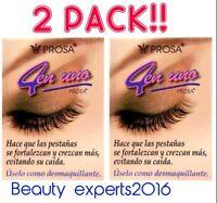 (2)  PROSA 4 en 1 ACEITE PARA CRECER & ALARGAR PESTAÑAS oil treatment eye lashes