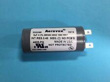 (10) Aerovox 4405-PQ Plastic Capacitor