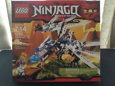 Lego Ninjago Ice Dragon Attack 2260 Krazi Zane DX