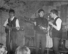 "Beatles at The Cavern Club 10"" x 8"" Photograph no 26"
