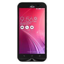 "Asus Zenfone Zoom 64GB 5.5"" Unlocked Smart Phone 4GB U.S. Warranty Black"