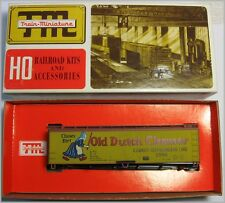 Train Miniature 8052 HO Scalae Old Dutch Cleanser Refrig Car NOS