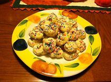 Italian Iced Knots Cookies