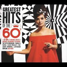 Greatest Hits of the 60's [BMG Special Products] by Various Artists (CD,...
