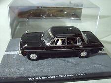 TOYOTA  CROWN  JAMES  BOND  007  YOU  ONLY  LIVE  TWICE   ALTAYA   1/43