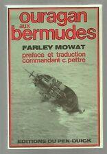 Farley MOWAT Ouragan aux Bermudes eo 1979
