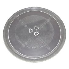 Microwave Glass Turntable 284mm Fits Morphy Richards and Panasonic Universal