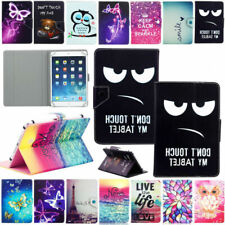 """For 7"""" 10"""" 10.1"""" Inch Android Tablet Universal PU Leather Case Cover Kids Gift"""