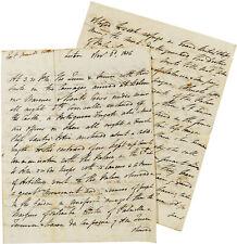 1836 Primary Source Acct - LISBON REVOLUTION - Queen Maria II - BELENZADA AFFAIR