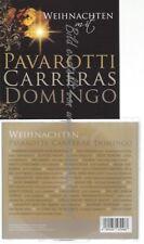 CD-- -    WEIHNACHTEN MIT PAVAROTTI, CARRERAS, DOMINGO