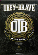 OBEY THE BRAVE POSTER, YOUNG BLOOD (Q1)
