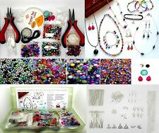 Jewellery Making Kit for Beginners Instructions Included Findings Beads K0007l
