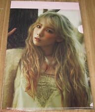 TAEYEON GIRLS' GENERATION SMTOWN COEX Artium SUM GOODS I CLEAR FILE L-HOLDER C