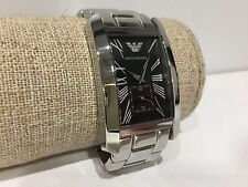 Reloj Watch Montre EMPORIO ARMANI - Quartz - Steel - Ref. AR-0156