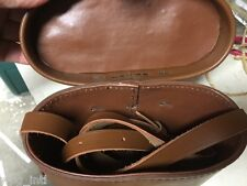 US Leather M17 Binocular Case with Strap for 6x30 M6 binoculars