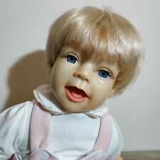 Collectible designer baby from resin.  2006 , Limit: № 068/500. Size 20 in