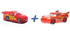 Cars Badeset Badeschwamm + Schaumbadfigur 200ml McQueen Hook McMissile Duschgel