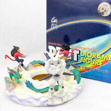 Dragon Ball Z GT Diorama Figure Set Syn Shenron S.S.4 Vegeta Gokou JAPAN