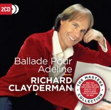Richard Clayderman - Ballade Pour Adeline Nuovo CD