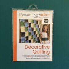 Designer's Gallery Decorative Quilting Interactive Designs EDG-INT5