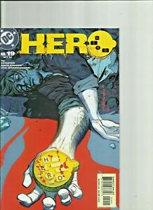 Hero #19-20-21-22  Will Pfeifer DC Comics  The End