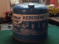 eagle kerosene metal can 5 gallon