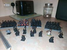 Warhammer fantasy Oldhammer 90 Oop plastic dwarf Warriors