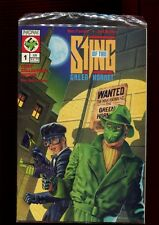 STING OF THE GREEN HORNET 1(9.4)(NM)SEALED IN ORIGINAL BAG W/ POSTER CARD(b018)