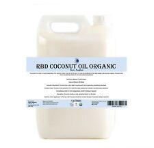 Mystic Moments Noix de Coco Vierge Organique huile Base - 5 litres
