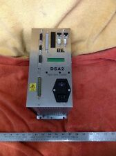ETEL Digital Servo Amplifier DSA2P1630A