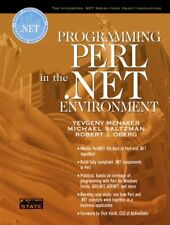 Programming Perl in the . NET Environment by Menaker, Yevgeny
