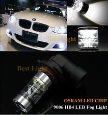2xFor BMW 5 Series (E60) 2003-Canbus No Error 9006 HB4 OSRAM LED Fog Light Bulb