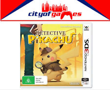 Detective Pikachu 3DS Game New & Sealed In Stock