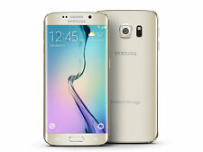 Samsung Galaxy S6 Edge  32GB  Gold Unlocked Smartphone - Used Grade C