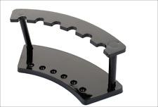 Acrylic 36 pair Stud Earring Jewellery Display Retail//Gift Shop//Museum Black